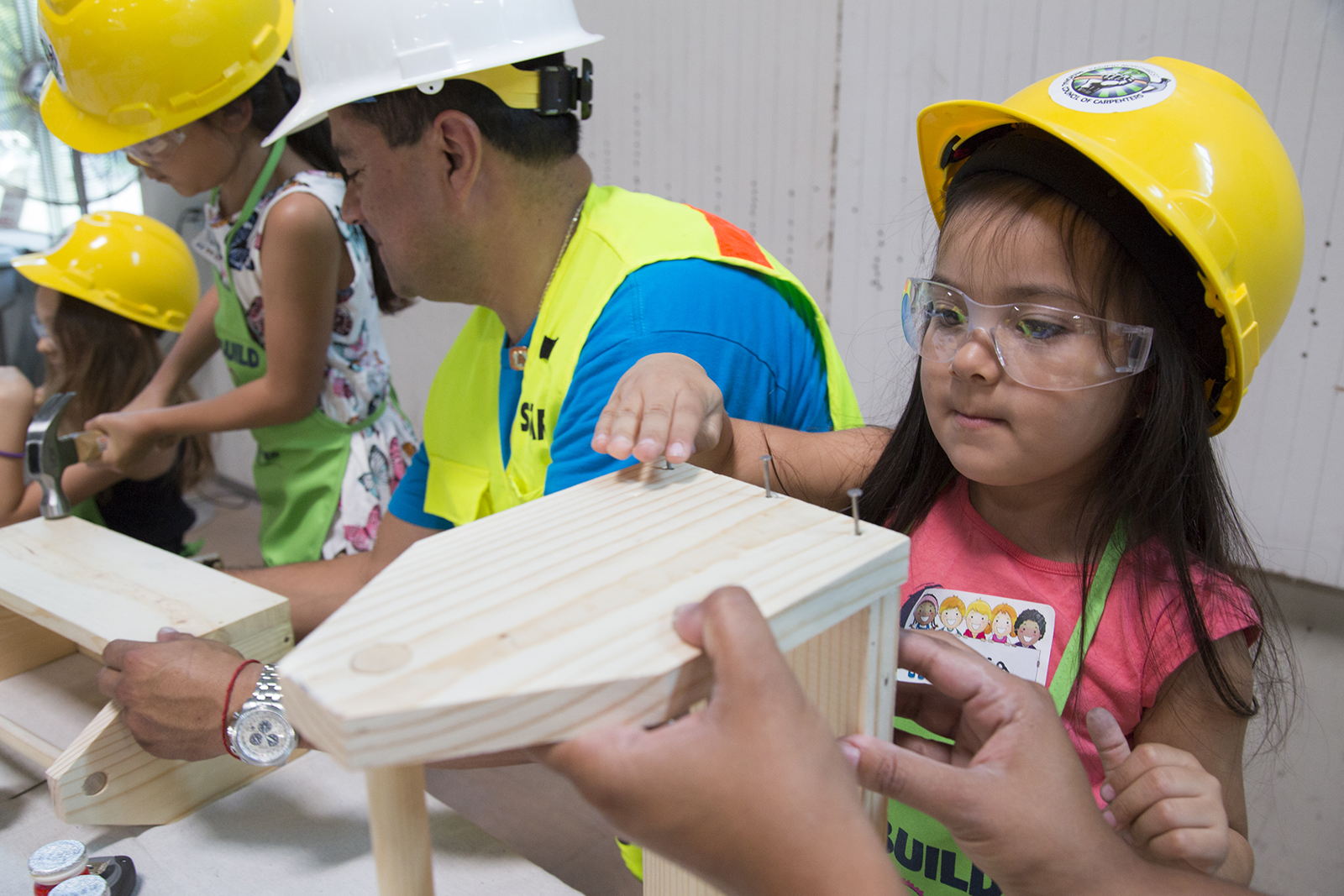Carpentry Workshops For Seattle Area Kids Seattle S Child