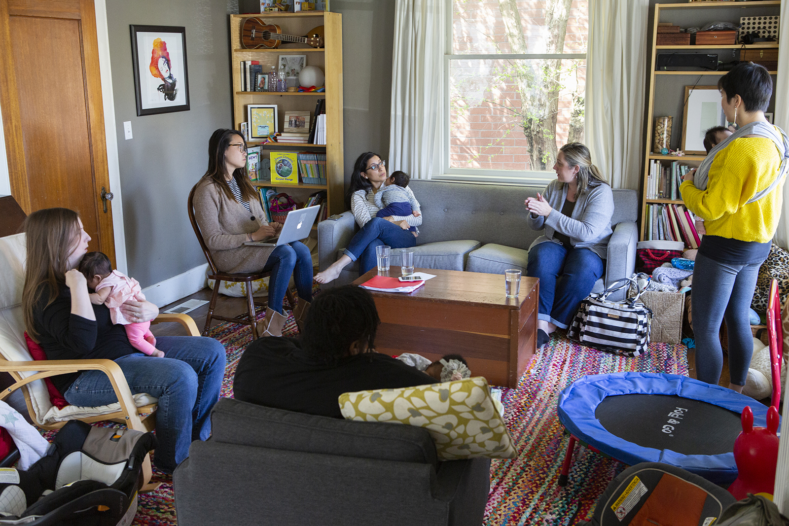 parenting support for families of color