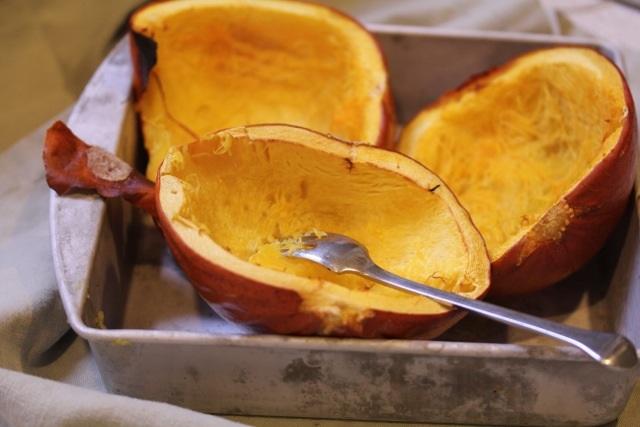 cook a pumpkin